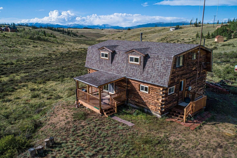 front view | Peak property management