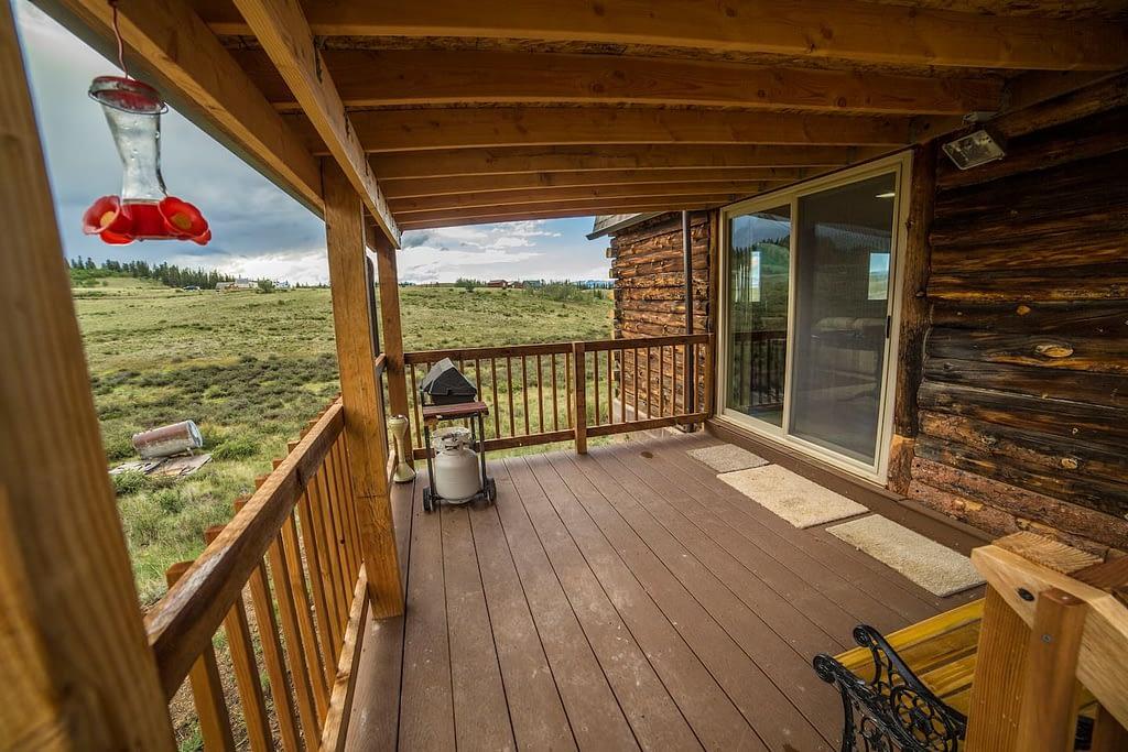 Balcony   Peak property management