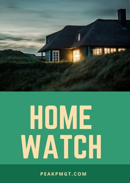 Home watch services