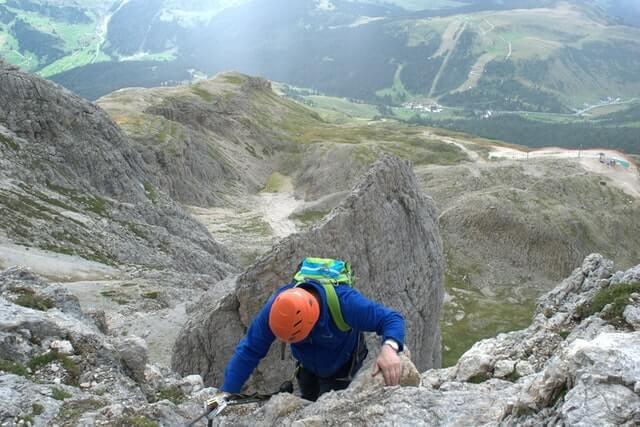 rock climbing Colorado