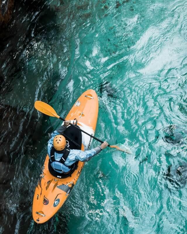 Kayaking Colorado