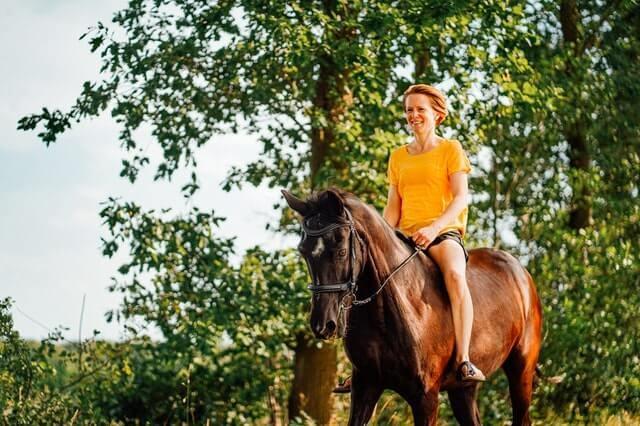 Horseriding in Colorado